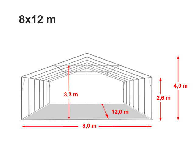PRO-8x12x2,6